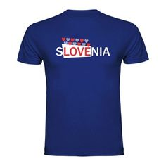 Majica Slovenia Heart