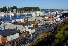 floating houses portland