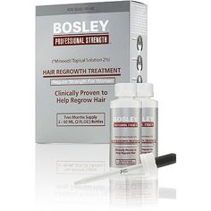 BosleyHair Regrowth Treatment Regular Strength For Women