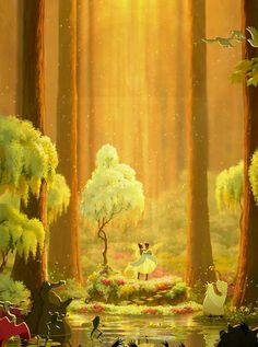 disney princess bayou bash by Disney Animation, Disney Pixar, Walt Disney, Disney Films, Disney And Dreamworks, Disney Magic, Disney Art, Animation Movies, Disney Phone Wallpaper