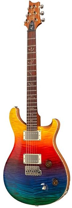 Al Di Meola Prism by Paul Reed Smith