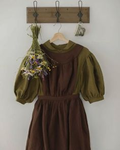 Aesthetic Fashion, Aesthetic Clothes, Pretty Dresses, Beautiful Dresses, Fairy Clothes, Fairytale Dress, Cool Outfits, Vintage Fashion, Oxford