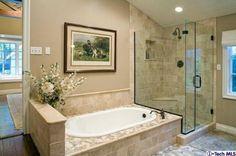 5306 Palm Ave, La Canada-Master Bath