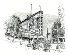brown palace by paul heaston, via Flickr