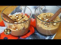 Десерт за 5 минут! Шоколадный пудинг/Chocolate pudding - YouTube Cereal, Oatmeal, Breakfast, Recipes, Food, Youtube, The Oatmeal, Morning Coffee, Rolled Oats