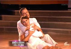 "Bindi Irwin and Derek Hough was on fire all night, having first danced a flawless redo quickstep and then an equally perfect   freestyle dance to Leona Lewis' ""Footprints in the Sand"" on Monday's ""Dancing With The Stars."" Watch the video here."