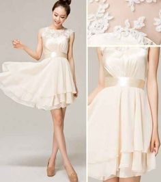 Mesh Panel Tea Dress