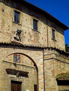 Urbino: University of Art - Marche, Italy