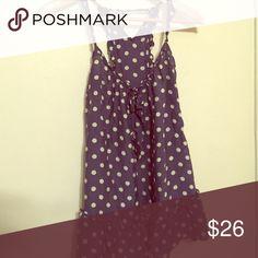 Victoria Secret Pretty Polka Dot cami - nighty. Never worn Victoria's Secret Intimates & Sleepwear Chemises & Slips
