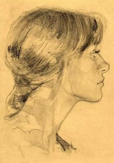 Portrait sketches on Toned paper / Pencil Drawing Heads, Life Drawing, Drawing Sketches, Pencil Drawings, Art Drawings, Portrait Sketches, Pencil Portrait, Portrait Art, Figure Sketching