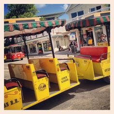 Conch Railroad Tram (Key West, Florida)