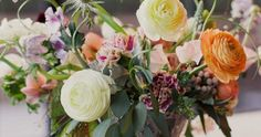 The gals at Fox Fodder Farm in Brooklyn shared their expert tips on creating the perfect flower arrangement.