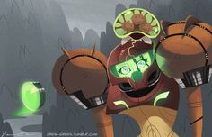 The 30 Best Pieces of Metroid Fan Art on the Internet (Page 3) - Dorkly Post