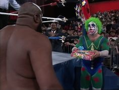 Now Doink The Clown's Mother Is Suing WWE