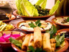 Libanesiska rätter Mad, Tacos, Mexican, Chicken, Ethnic Recipes, Festive, Drinks, Party, Bulgur