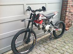 Motoped | Motoped Specs | Motoped project | Motoped conversion kit