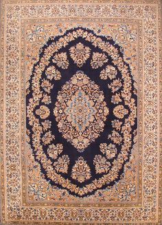 Kashmir kaleen rugs--intricately knotted silk or wool pile rugs woven on vertical looms