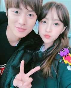 gong myung y jung hye sung Asian Actors, Korean Actors, Korean Idols, Jung Hye Sung, Gong Myung, Bride Of The Water God, We Get Married, Kim Dong, Celebs