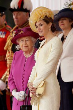 Letizia D'Espagne À Londres, Le 12 Juillet 2017 4