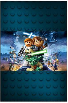 Bala Personalizada Lego Star Wars: