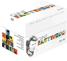 Clint Eastwood  The Bluray Collection >>> You can find out more details at the link of the image-affiliate link.