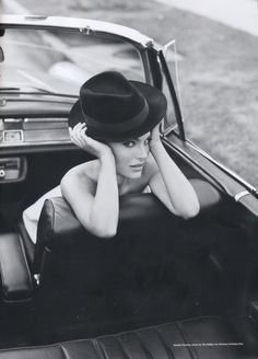 Natalie Portman by Tim Walker for Dior