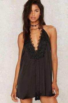 Gina Satin Mini Dress - Cocktail Dresses | Black Dresses | Black Friday Clothes
