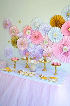 Princess Tea Party with Lots of Cute Ideas via Kara's Party Ideas KarasPartyIdeas.com #princessparty #teaparty #princessteaparty