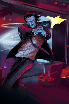 John Wick is back Watch John Wick, John Wick Hd, John Wick Movie, Keanu Reeves John Wick, Keanu Charles Reeves, Comic Book Characters, Comic Character, Comic Books, Baba Yaga