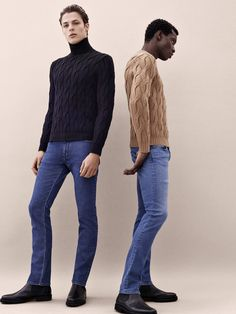 Theory Fall 2016 Menswear Fashion Show