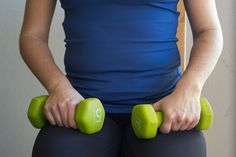 Slimming Arm Exercises for Pregnancy