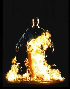 Liar Liar Pants On Fire  All Your Lies Hopefully Result In Spontaneous K Combustion  | Bill Viola