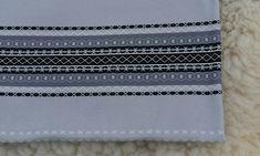 Kaihlalahti Clothing Uusi Suomussalmi -kuosiset tuotteet // New Suomussalmi design products // www.kaihlalahti.com #kaihlalahti #clothing #kaihlalahticlothing #designfromfinland #madeinfinland #scandinavianstyle #scandinavianinterior #scandinavianhome #scandinaviandesign #nordichome #modernhome #decoration #decorative #textiles #uusisuomussalmikuosi #finnishdesign #interior #finland #cloth #clothes #kainuu #suomussalmi #fabric Design Products, Scandinavian Style, Finland, Card Holder, Textiles, Decoration, Interior, Clothing, Fabric