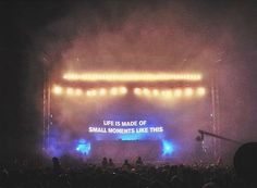 el3ctronic: my friend took this at veld during above & beyond's set and i'm absolutely in love with this photo