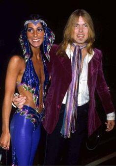 Cher's birthday (1975)