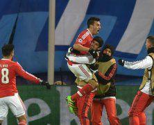Nico Gaitán: Zenit vs Benfica