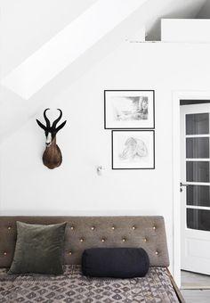 Home of cabinet maker - via cocolapinedesign.com
