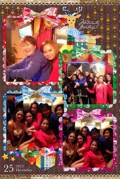 x'mass party at alabang