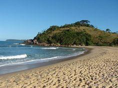 Praia Vermelha do Norte - Ubatuba