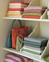 Hang shelf upside do