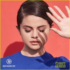 Selena Gomez on Justin Bieber Breakup: 'We Both Made Mistakes': Photo #878339. Selena Gomez is the ultimate beauty for this second-ever (Un)Cover feature for Refinery29.    The 23-year-old