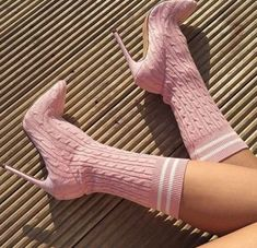 Breathtakingly Beautiful Heels For Women To Fall In Love With - Style O Check High Heels Boots, Platform High Heels, Pumps Heels, Heeled Boots, Bootie Boots, Shoe Boots, Stilettos, Pink High Heels, Pretty Shoes