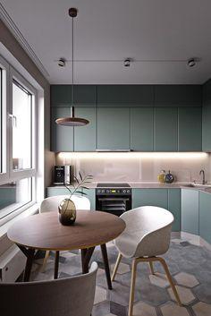 ▷ Cocinas Modernas ⇒ +53 Ideas Geniales de Decoración