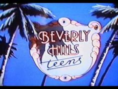 Beverly Hills Teens Theme Song - YouTube