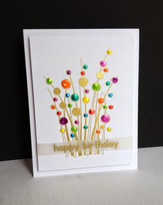1 Simple But Unique Card For Your Sister On Her Birthday