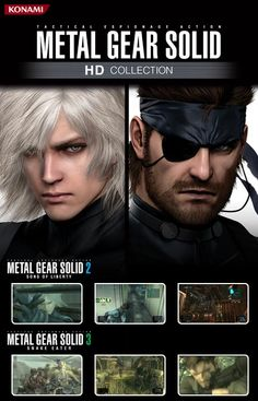 Metal Gear Solid game này tôi mê từ năm 2004 khi tôi chơi nó vào năm 2005 tôi bị cuốn hút một cách lạ thường game thuộc thể loại hành động lén lút nói về một điệp viên thực hiện nhiệm vụ của quốc gia và trong lần thực hiện anh đã tìm ra được những hành động bẩn của quốc gia gặp những nhân vật quái dị , câu chuyện giữa tình yêu ,  tình bạn , thù hận , nhiệm vụ quốc gia game sẽ khiến bạn phải suy nghĩ và tạo ra tâm trạng cho chính bạn khi bạn vào vai Snake thực hiện nhiệm vụ này