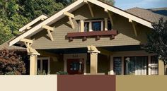 collection houses colors art crafts crafts collection sherwin williams ...