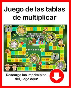 Bord Games, Becoming A Teacher, School Items, Math For Kids, Spanish Language, Math Centers, Ideas Para, How To Become, Homeschool