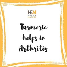 One of the best natural remedies for pain in arthritis #turmeric 💪 Check our our product review. Link in bio.