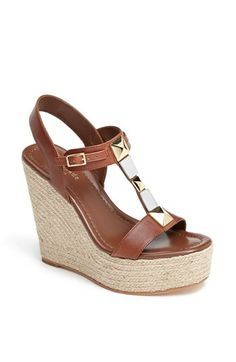 9838574ad540 kate spade new york  luxe  platform espadrille sandal available at   Nordstrom Platform Espadrille